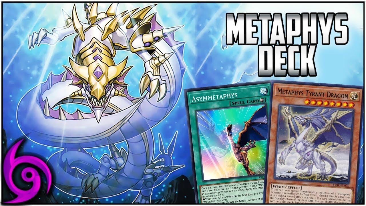 Optimizied Metaphys Deck! [Yu-Gi-Oh Duel Links]