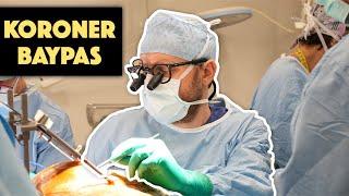 Koroner Baypas Ameliyatı | Açık Kalp Ameliyatı | DrYerebakan