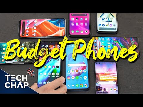 10 BEST Budget Phones 2021! | The Tech Chap | The Tech Chap