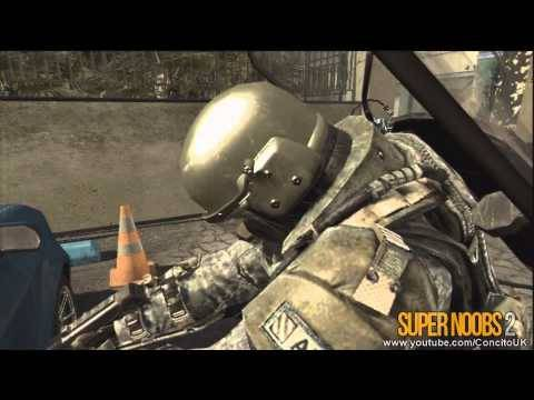 Super Noobs 2 | MW2 Funtage Movie
