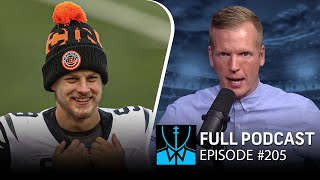 Joe Burrow 'off the charts good' & The Return of Big Phil | Chris Simms Unbuttoned Ep. 205 (FULL)