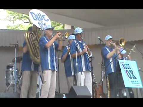 BLUE OX JAZZ BAND@LAKESIDE DIXIE FESTIVAL 7/24/16 VIDEO 2 OF 4