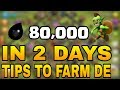 How to farm DARK ELIXER In clash of clans !! FASTEST METHOD !!