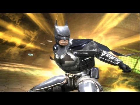 Injustice: Gods Among Us - Insurgency Batman Super Attack & Moves [iPad] [REMASTERED]