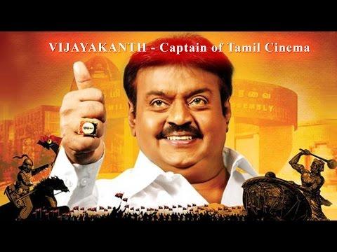 VIJAYAKANTH - Captain of Tamil Cinema