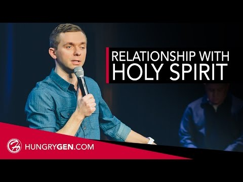 Relationship with the Holy Spirit | Pastor Vlad