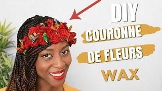 Video DIY COURONNE DE FLEURS WAX II L' atelier de princesse download MP3, 3GP, MP4, WEBM, AVI, FLV September 2018
