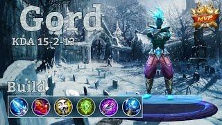 Mobile Legends: Gord Mvp, His Damage Is Insane! Easy Ranks!