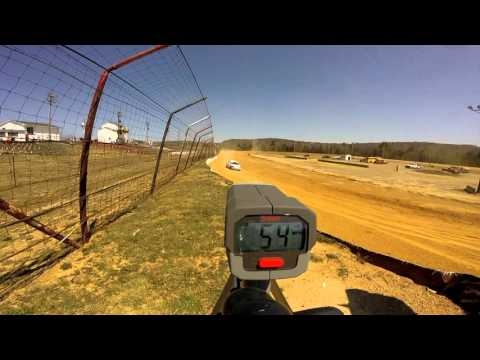 Dog Hollow Speedway - 4/16/16 Four Cylinder Practice Session #1