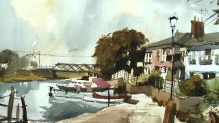 Watercolour Fast And Free Trailer John Hoar
