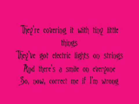 fall out boy whats this lyrics - Whats This Nightmare Before Christmas Lyrics