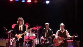 Andy Timmons surf band Beach Blanket Ringo -- Charlie Parker tune played with twist beat
