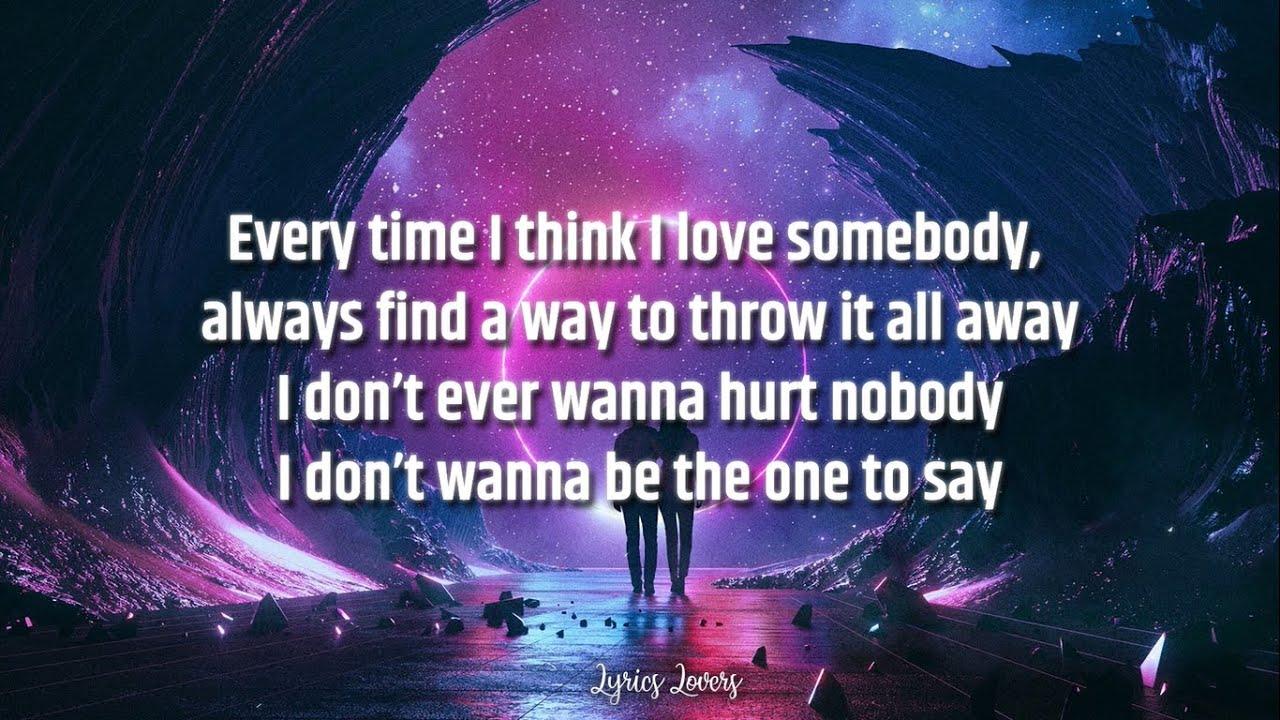 Download Lauv - Love Somebody LYRICS