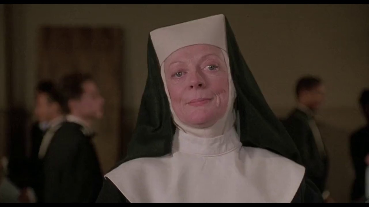 Go With God, Crispy - Maggie Smith (Sister Act 2: Back in ...