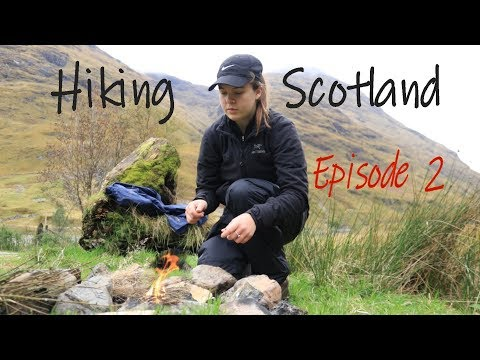 Scotland Backpacking | Solo Hike | EP 2