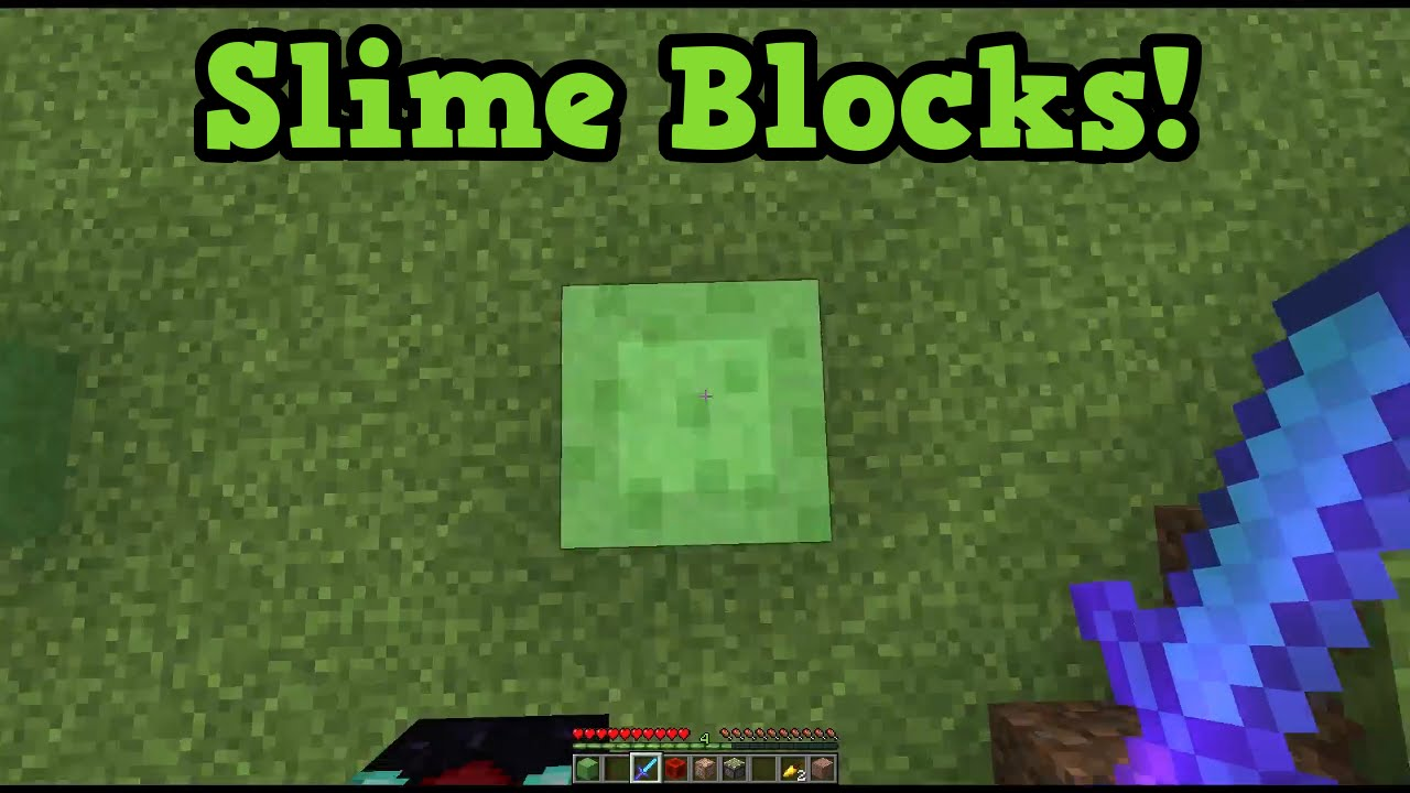 Minecraft xbox 360 ps3 tu31 preview slime blocks youtube ccuart Image collections