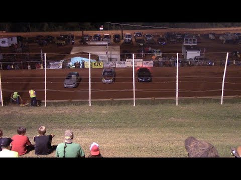 Winder Barrow Speedway Demolition Derby 9/7/19