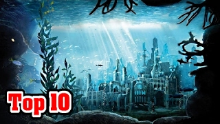 10 MYSTERIOUS Lost Cities We NEVER Found