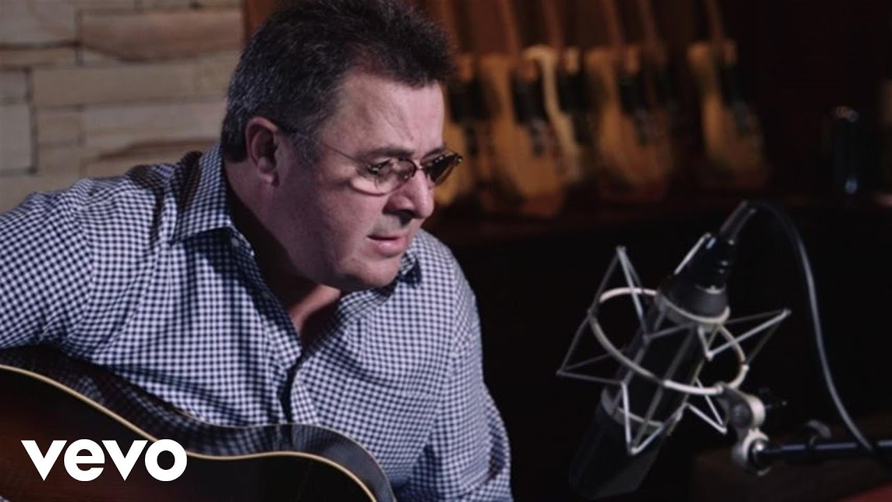 Vince Gill - Sad One Comin' On (A Song For George Jones)