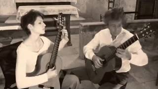 Suite for two guitars by William Lawes- Guitar Duo Bensa-Cardinot