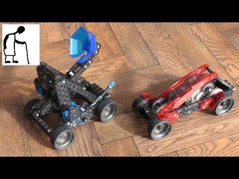 Hexbug vex robotics catapult launcher