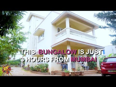This Bungalow In Lonavala Will Cost You INR 500 Per Person