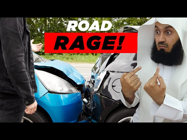 ROAD RAGE!!! - MUFTI MENK