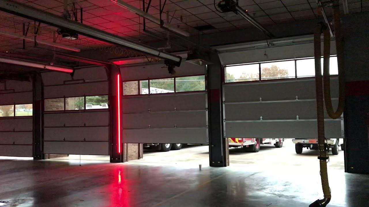 Garage Door LED Safety Lights