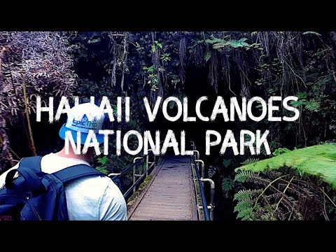 Hawaii Big Island Adventures: Hawaii Volcanoes National Park - Day Hikes