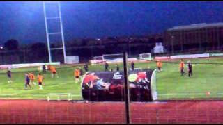 Selección Española de Fútbol • Entrenamiento en Las Rozas 7.O2.2O11