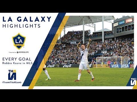 HIGHLIGHTS: Every Robbie Keane Goal in MLS | #ThankYouKeano