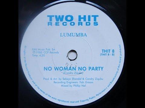 Condry Ziqubu - No Woman No Party (1985)
