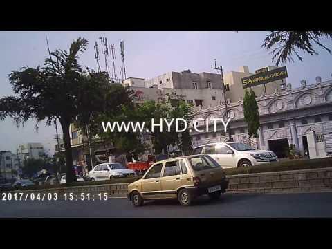 Tolichowki Area Video Hyderabad India