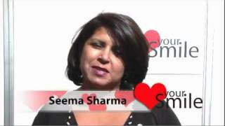 HeartYourSmile: Seema Sharma