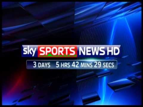 Sky Sports News Theme - Countdown to HD launch