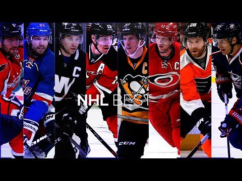 The NHL's Best Dangles, Snipes, Passes, and Goals [HD]
