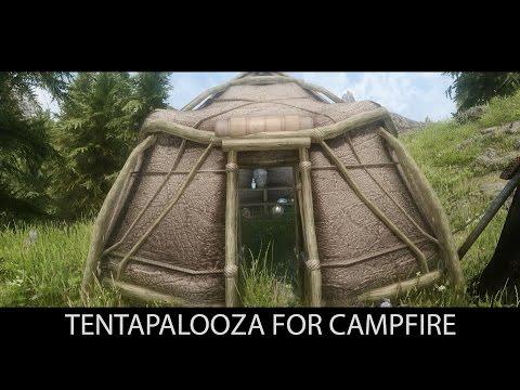 скайрим мод Campfire скачать - фото 2