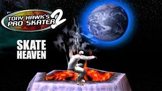 Video Tony Hawk's Pro Skater 2 (PS1) - Secret Levels - Skate Heaven download MP3, 3GP, MP4, WEBM, AVI, FLV April 2018