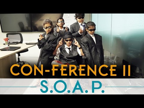 Con-ference - 2 | S.O.A.P | Summer Vacation Ideas