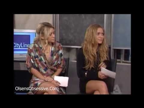 2006 - Mary-Kate & Ashley Olsen CityLine interview