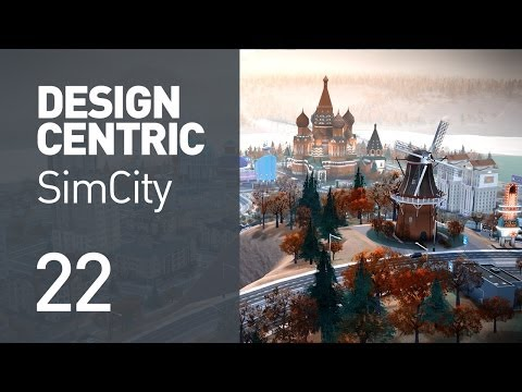 EP 22 - Checking the numbers (Design Centric SimCity)