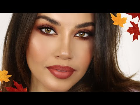 Pumpkin Spice Makeup | Eman thumbnail