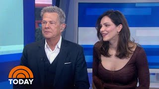 David Foster And Katharine McPhee-Foster Talk About Their Recent Marriage | TODAY