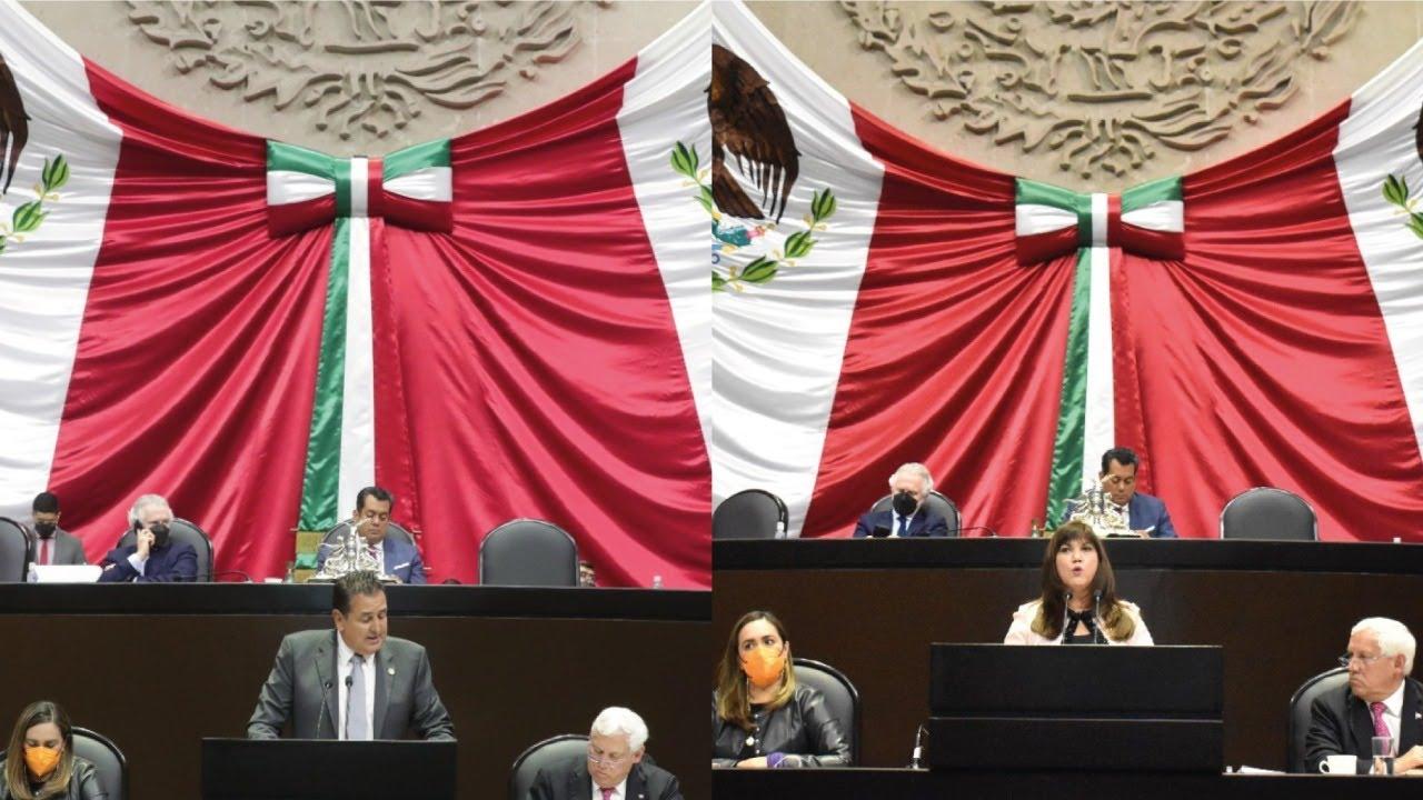 Download Dips. María Aguirre y José Gutiérrez / Comparecencia del Srio. de Agricultura y Desarrollo Rural