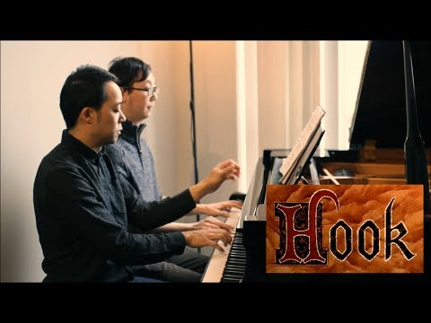 Hook - Flight to Neverland Piano Duo