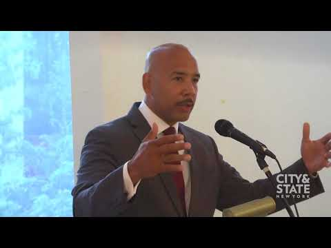 Bronx Borough President Ruben Diaz, Jr. Keynote Address