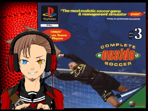 Let's Play Onside part 3/11: Lee Bowyer Strikes Back!