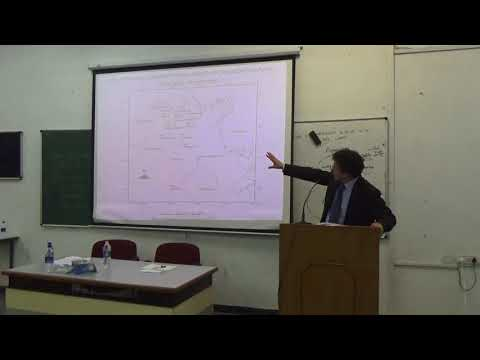 Professor Marcelo Kohen | Uti possidetis and maritime delimitation | Nalsar University