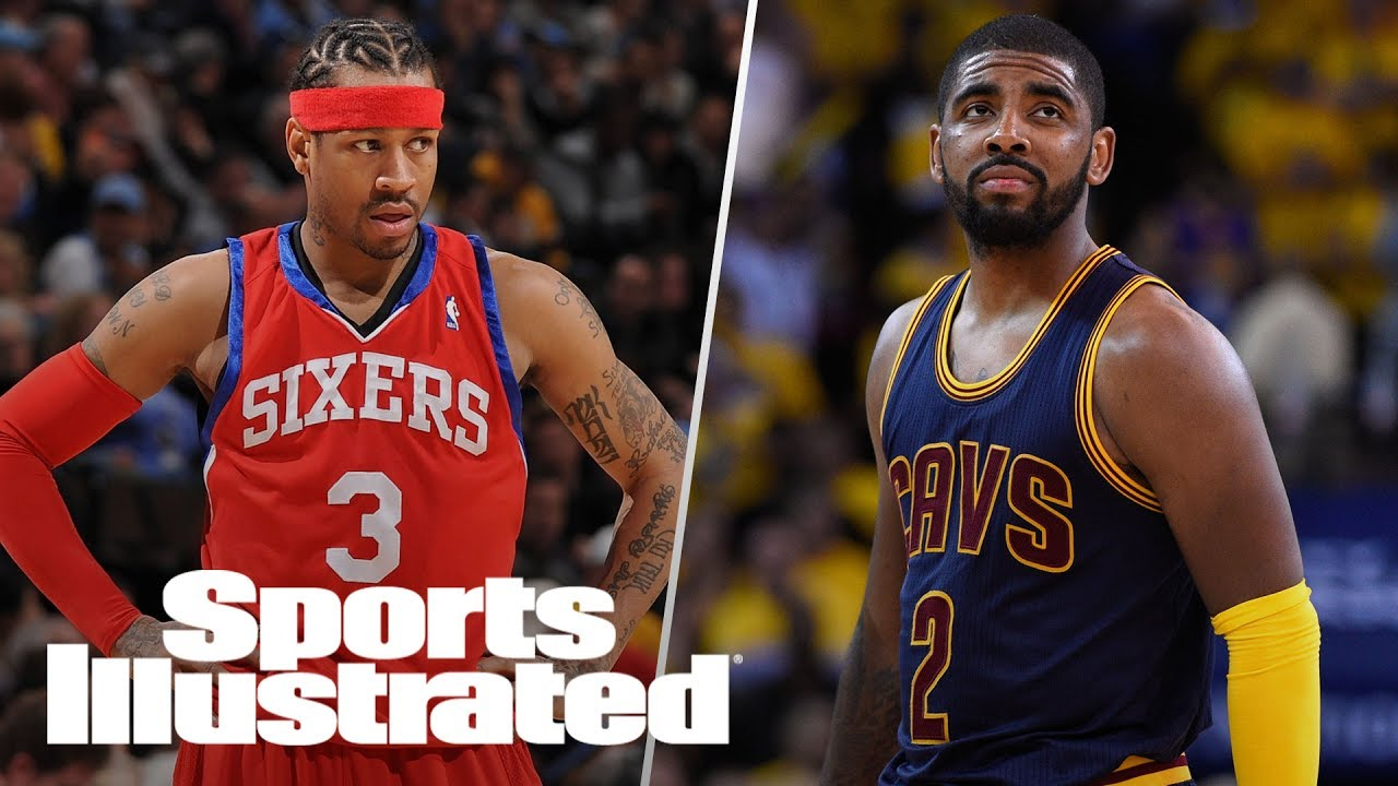 fc370cdf2b8 Kyrie Irving Vs. Allen Iverson: Ice Cube, Kenyon Martin & BIG3 Pick Best  Player | Sports Illustrated