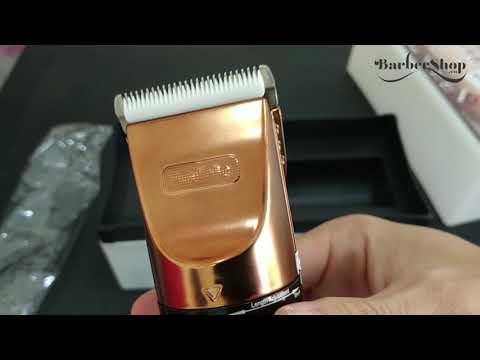Tông đơ cắt tóc B60 pin 5000 || Codos Việt Nam